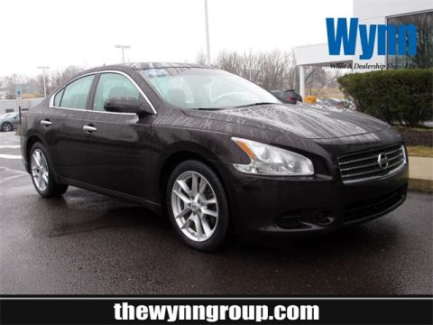 Pre-Owned 2011 Nissan Maxima 3.5 S