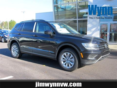 New 2020 Volkswagen Tiguan S with 4MOTION®