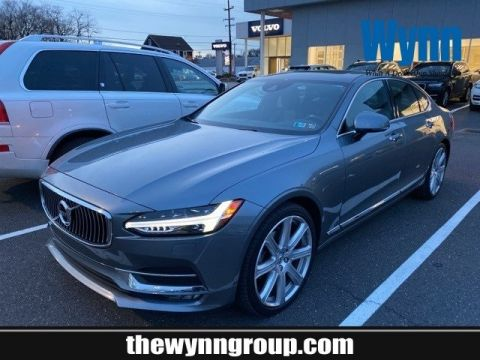 Pre-Owned 2017 Volvo S90 T5